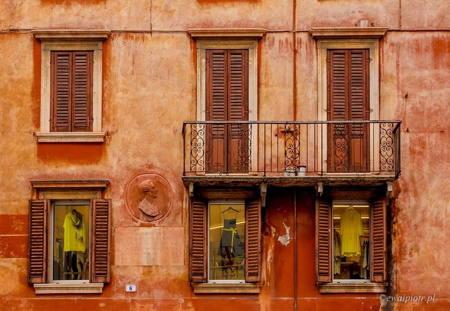 Balkony Werony