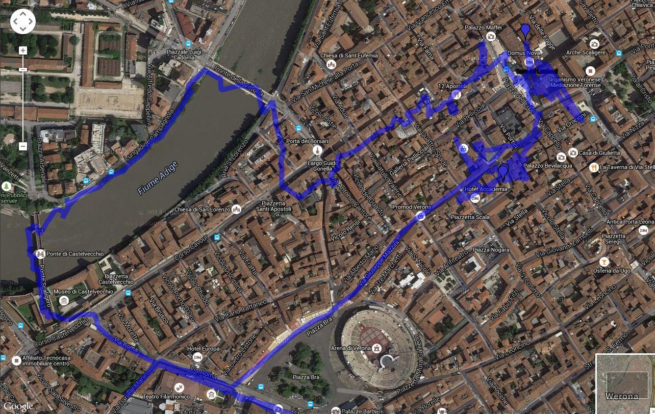 Werona GPS