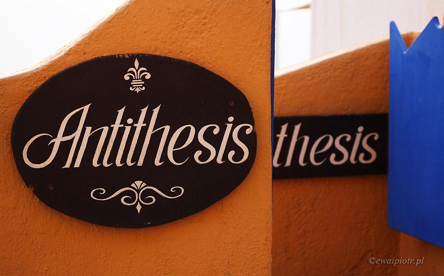 Logika Firy, Santorini