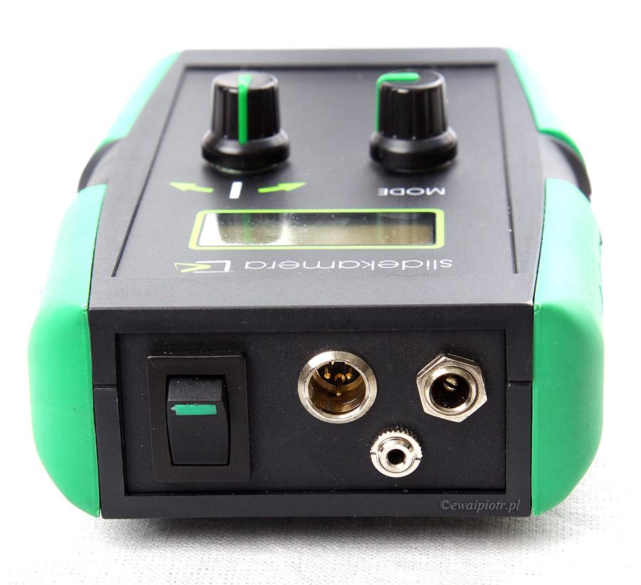 Napęd DC HDN Pro do szyn Slidekamera
