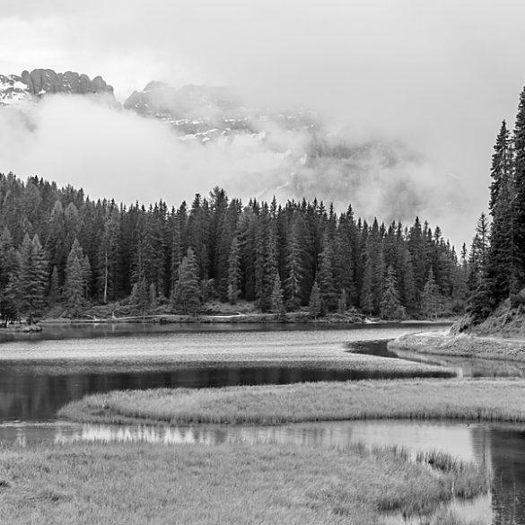 Dolomity, Jezioro Misurina
