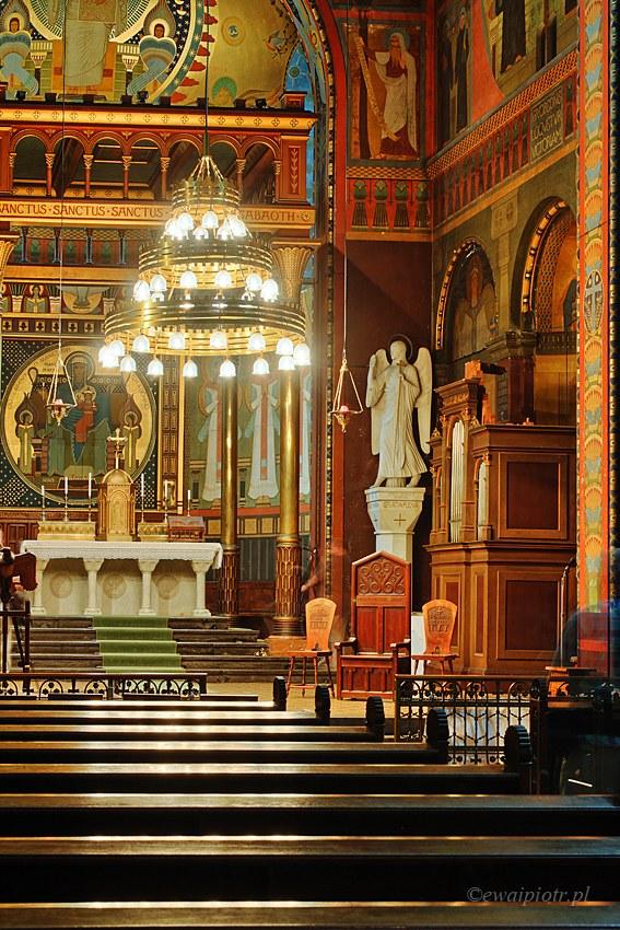 Kościół przy klasztorze św. Gabriela, Praga