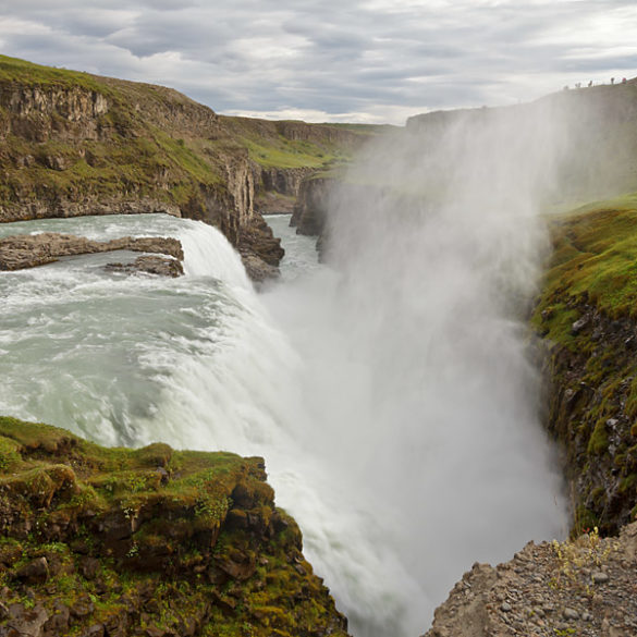 Gulfoss, Islandia