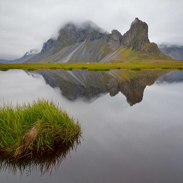 Eystrahorn we mgle, fotowyprawa Islandia