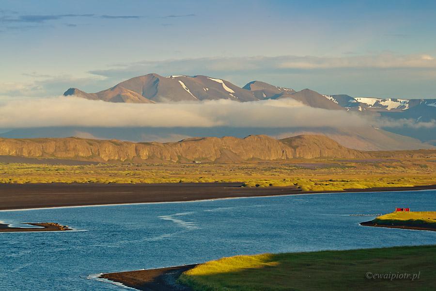 Islandzki wieczór