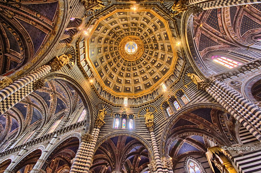 Katedra w Sienie, Toskania