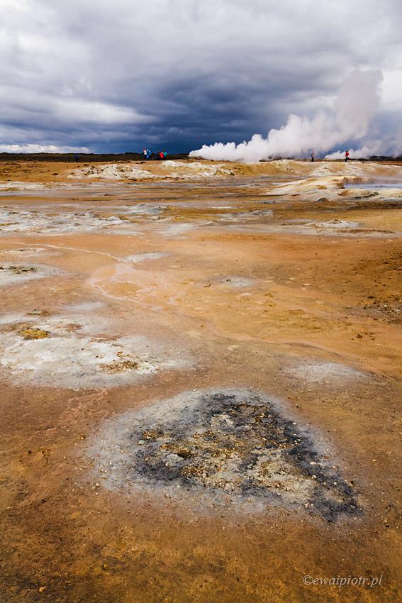 Serce na wulkanie. Islandia