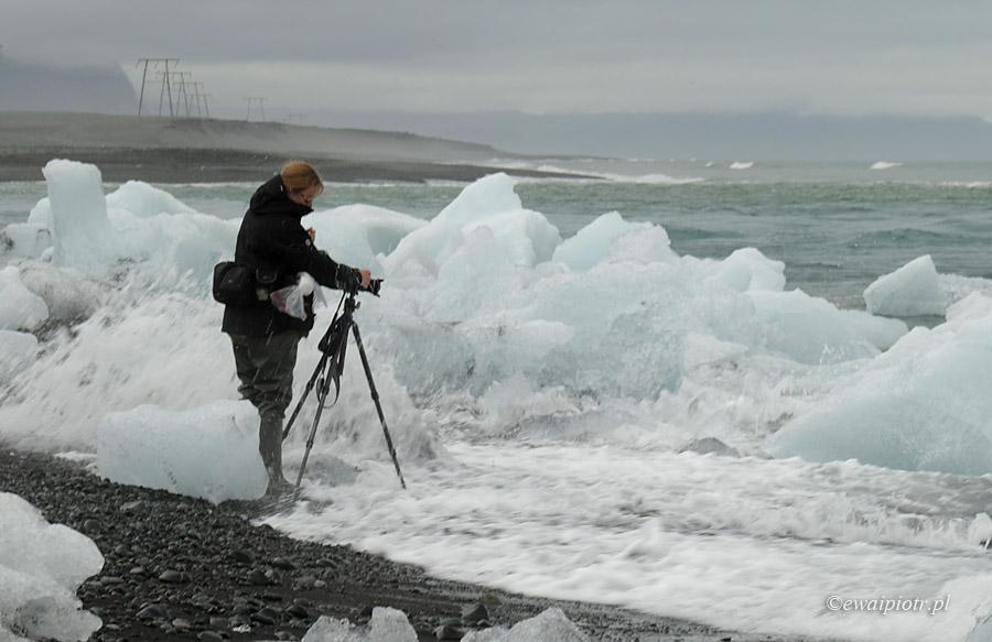 Jokulsarlon, Islandia