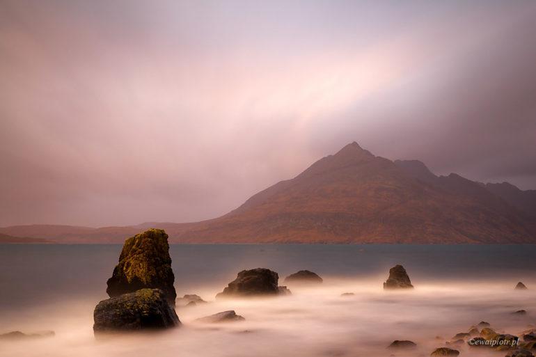 Na szkockim wybrzeżu