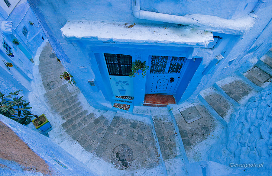 Szafszawan o poranku, Maroko