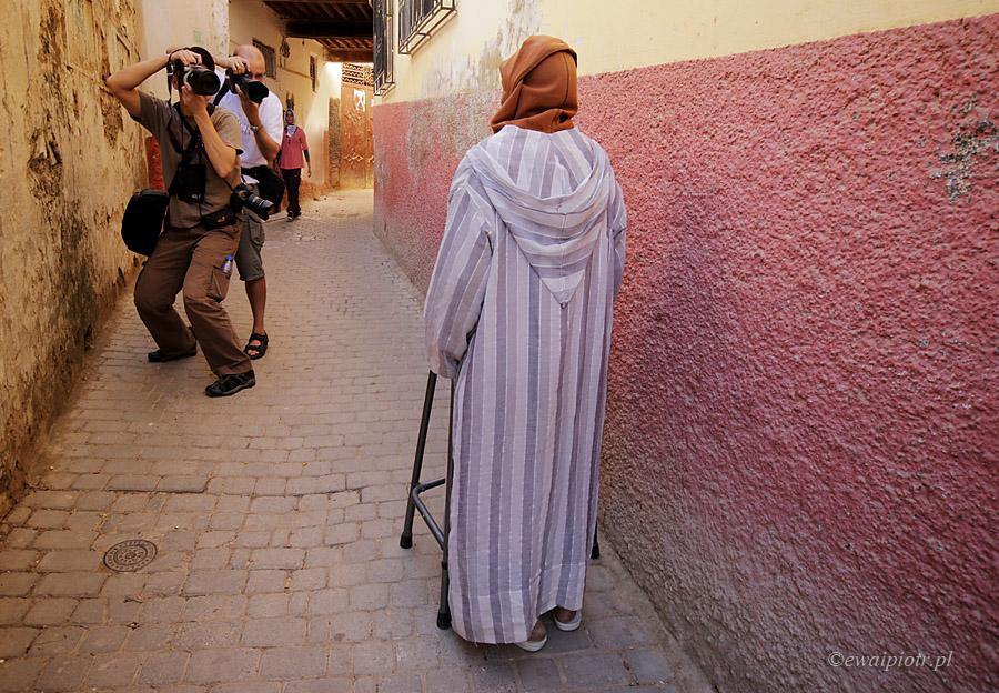 Portret Marokańczyka