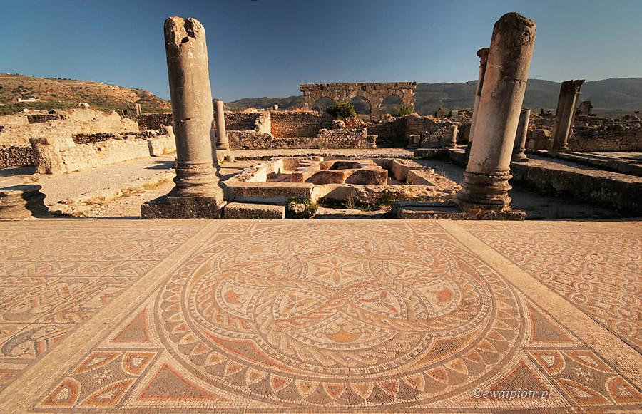 Volubilis, Maroko