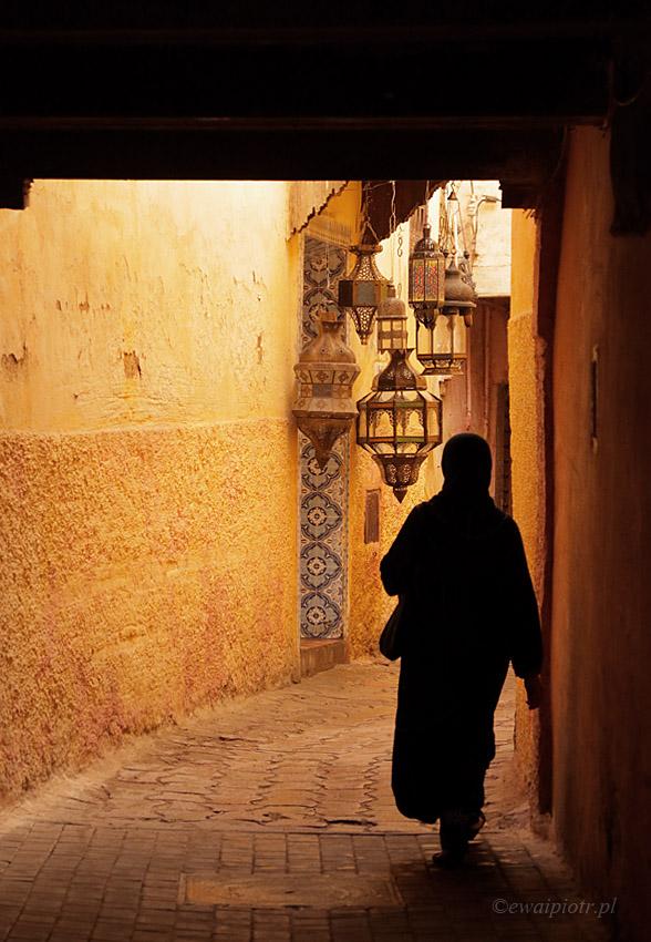Zaułki Meknesu, Maroko