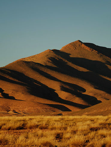 Atlas o zmroku, Maroko