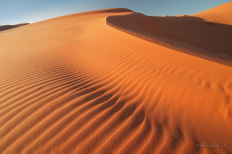 Fale Sahary, Maroko