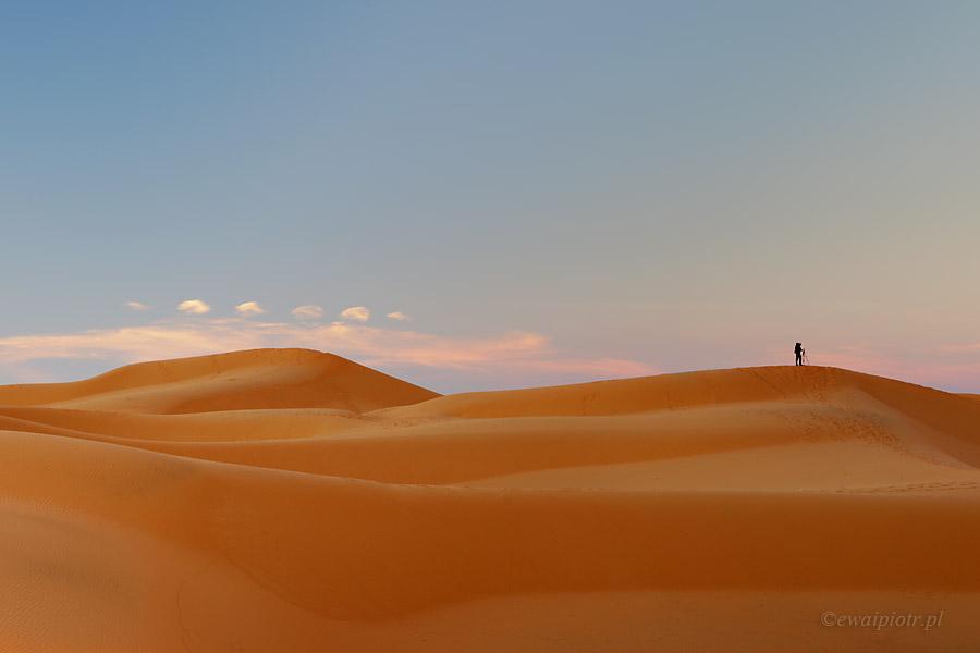 Sahara o świcie, Maroko