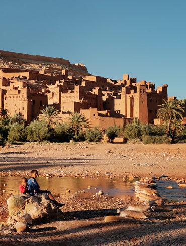 Kasba Ait Benhaddou, Maroko