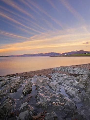 Nad Loch Linnhe, Szkocja