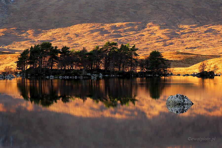 Rannoch Moor, Szkocja