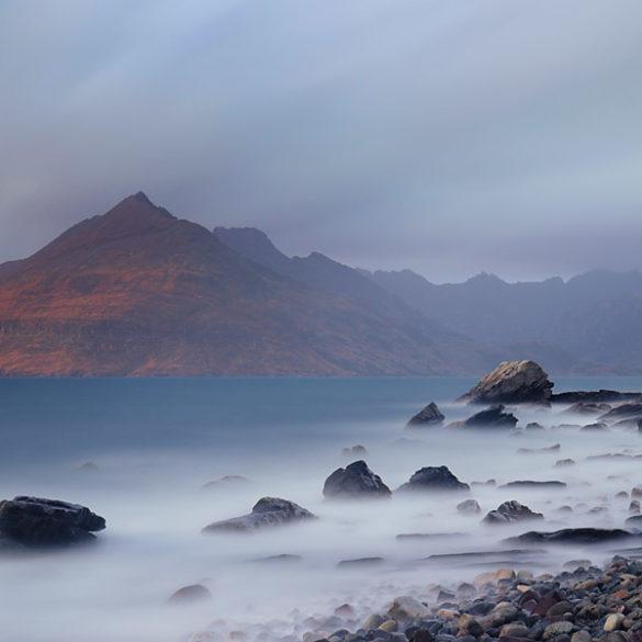 Wybrzeża wyspy Skye, Szkocja