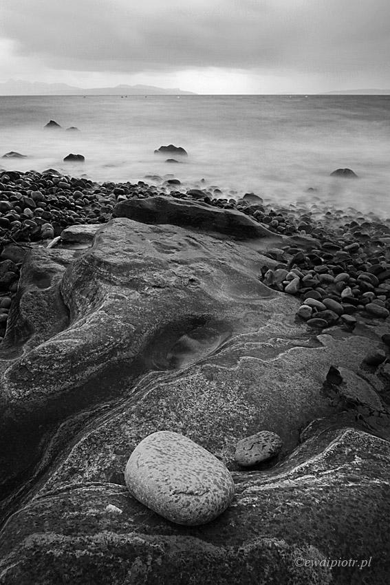 Kamień i morze, Szkocja