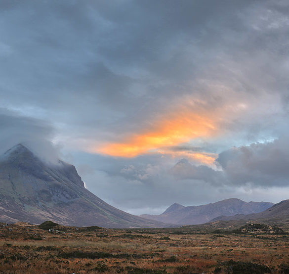 Światło nad górami, Szkocja