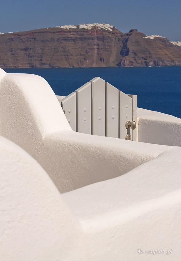 Mury Santorini