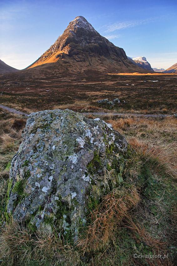 Mały kamień, duży kamień. Szkocja