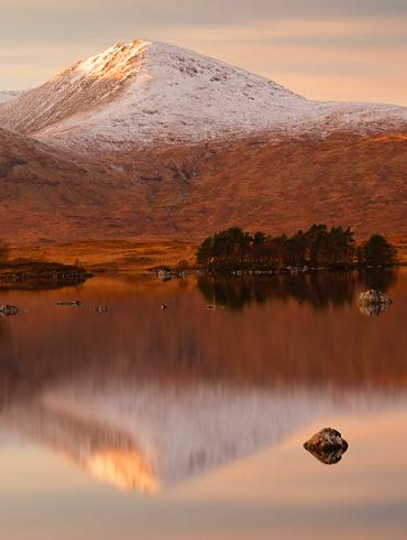 Śniegi Szkocji
