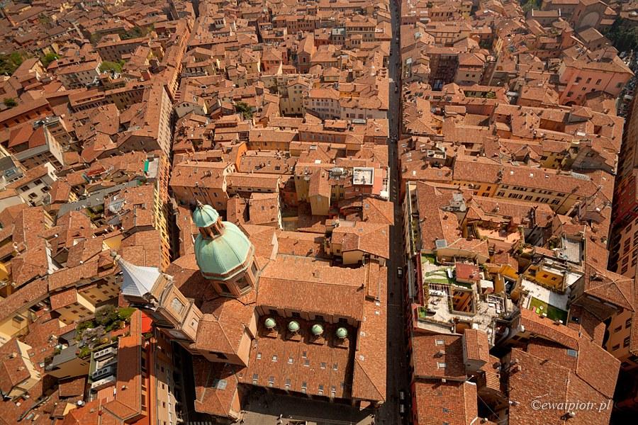 Bolonia z wieży