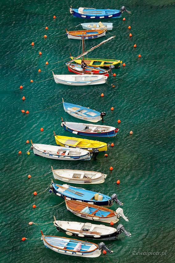 Parking w Cinque Terre