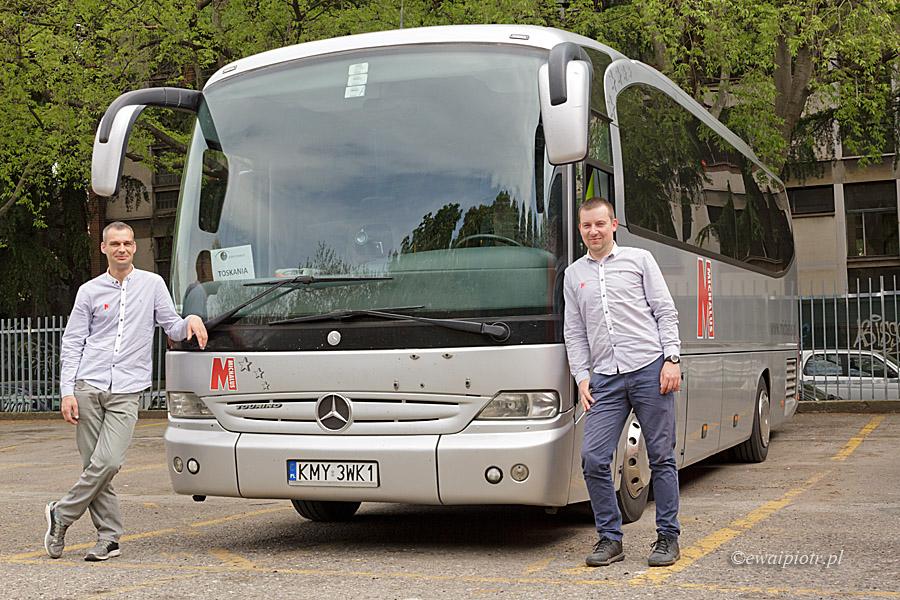 Autobus na fotowyprawy