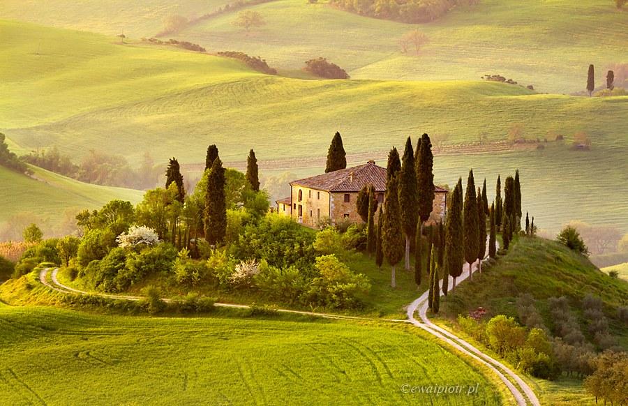 Villa Belvedere, Toskania