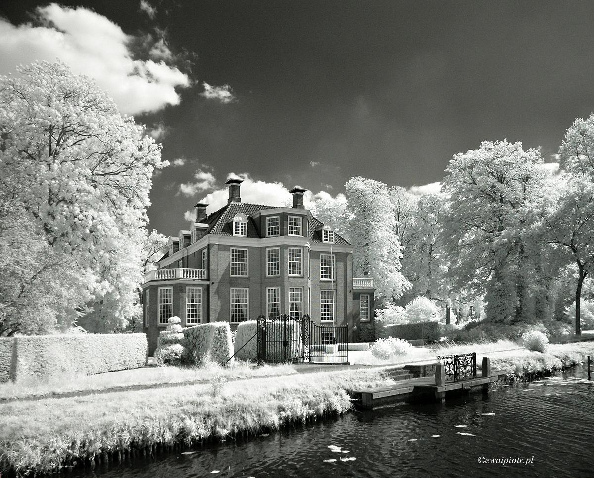 Holandia w podczerwieni