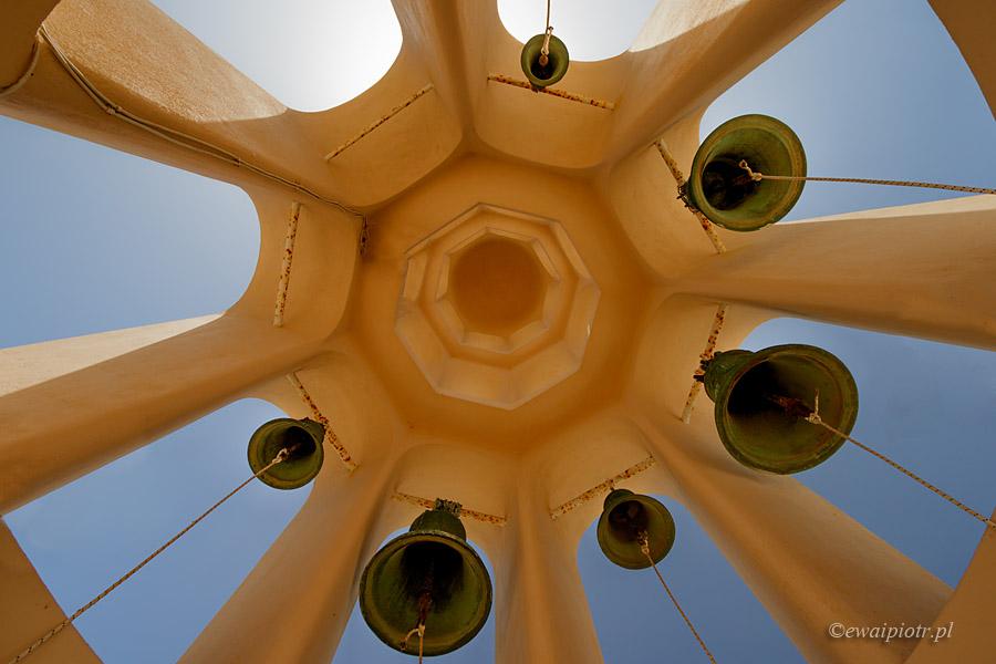 Dzwonnica w Messarii, Santorini