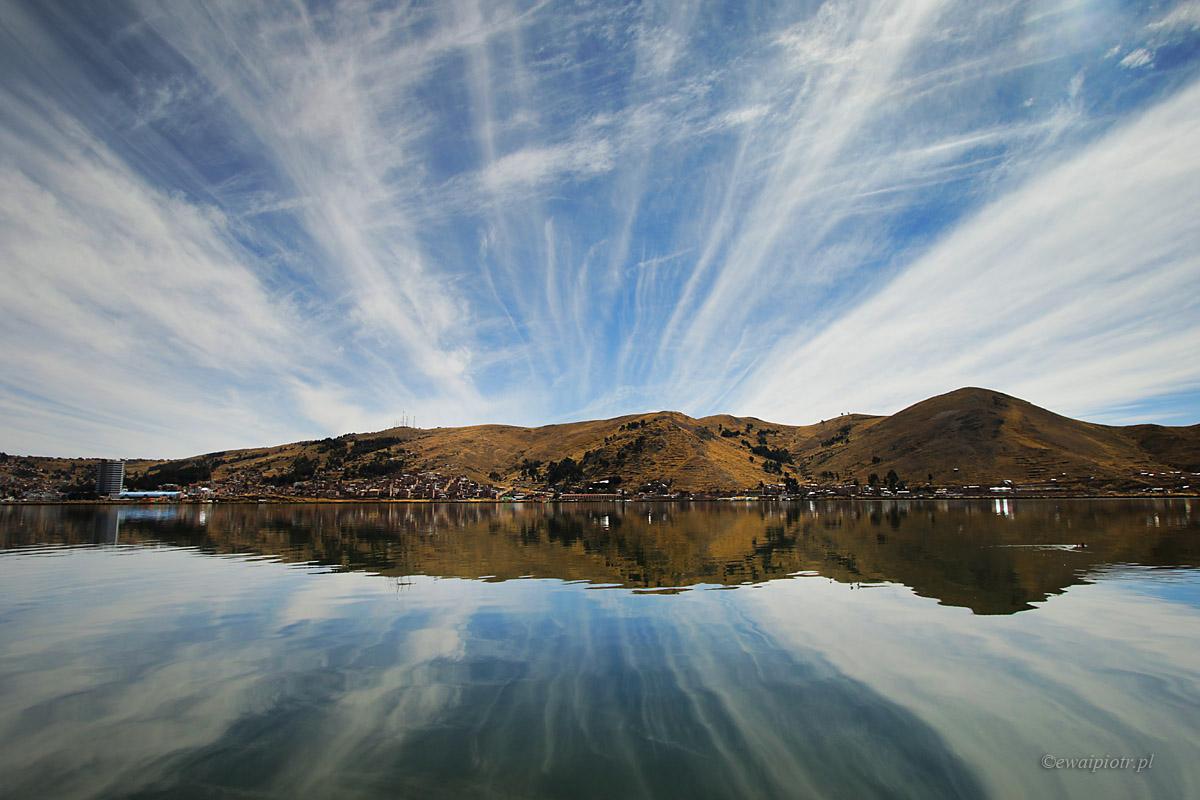 Jezioro Titicaca i Puno, Peru