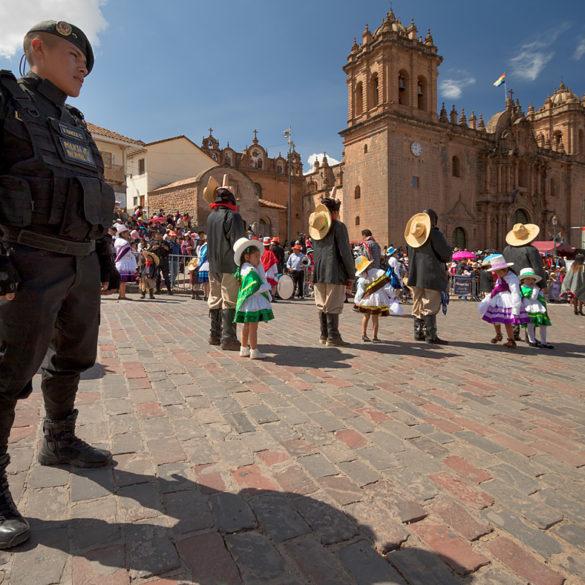 Festiwal w Cuzco