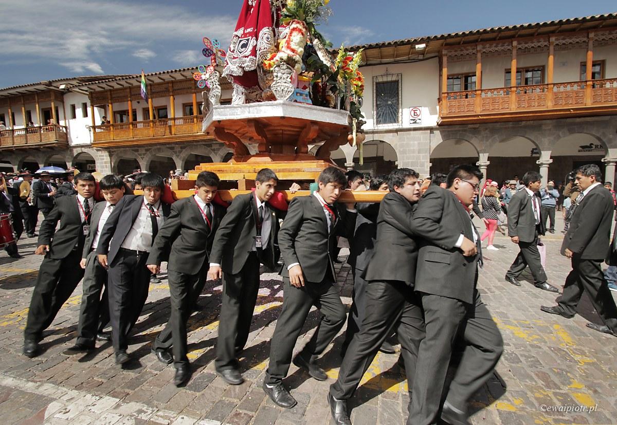 Festyn w Cuzco, Peru