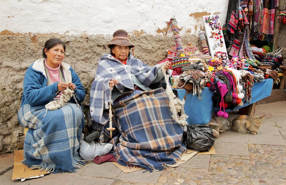 Prawdziwe Inki, Peru