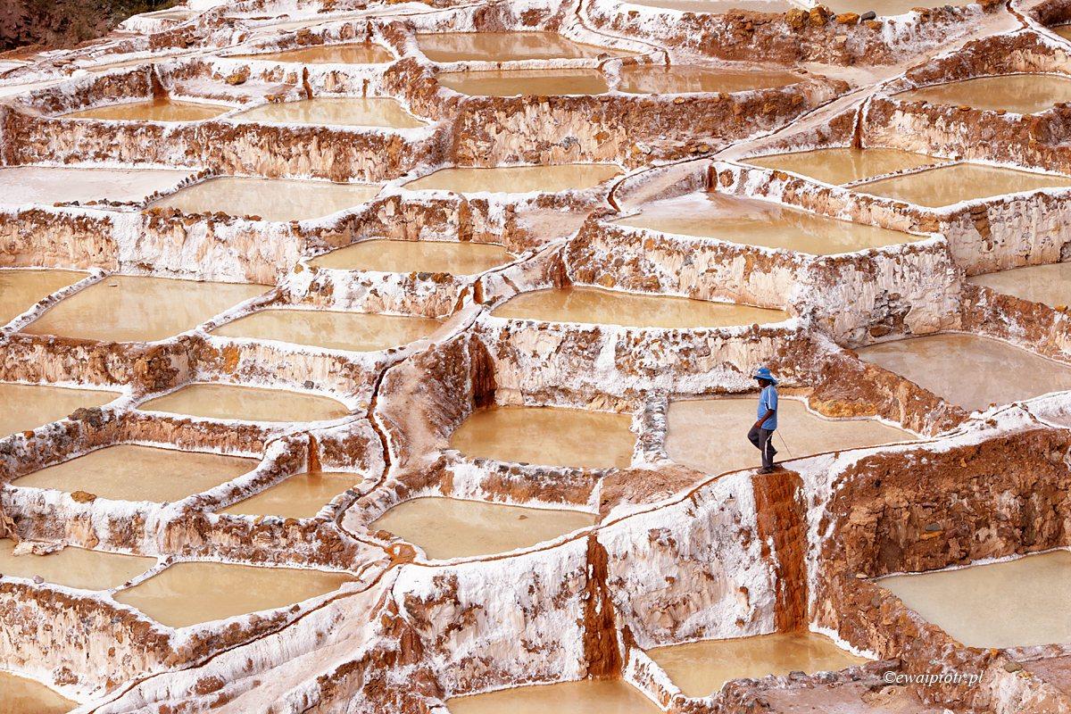 Salineras de Maras III, Peru