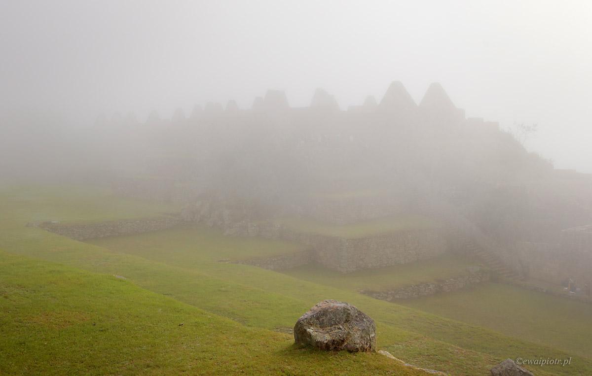 Mgły Machu Picchu II