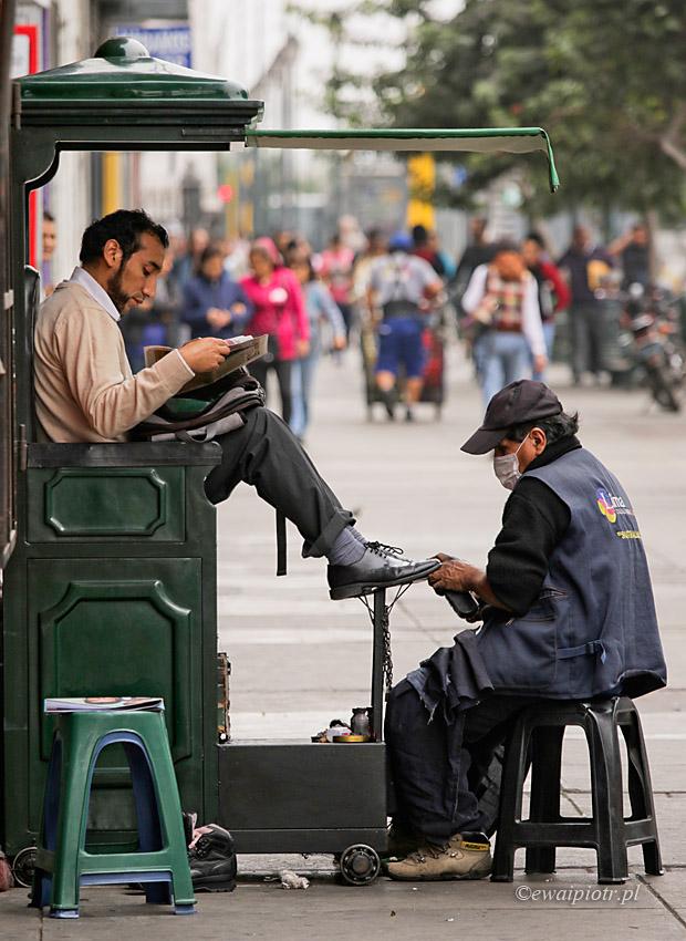 Lima: życie codzienne