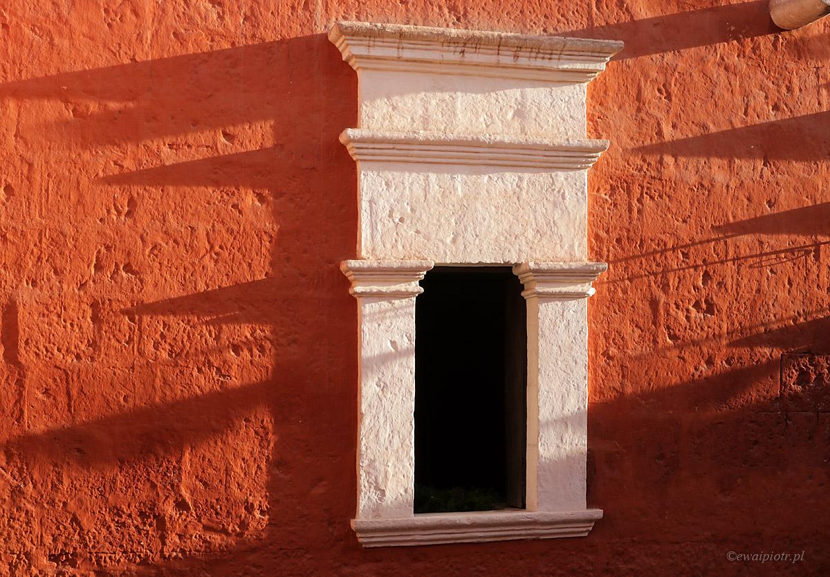 Klasztor w Arequipa, Peru