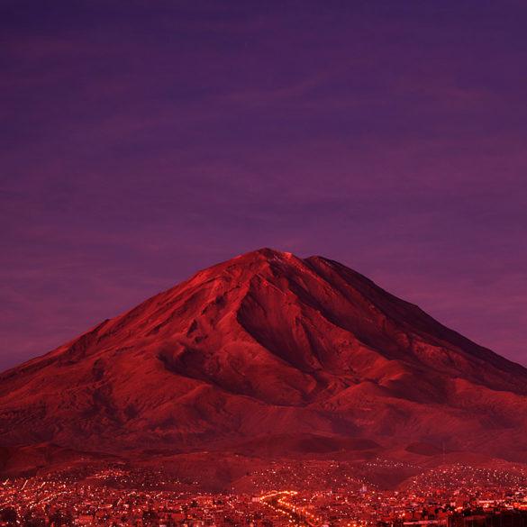 El Misti, Peru