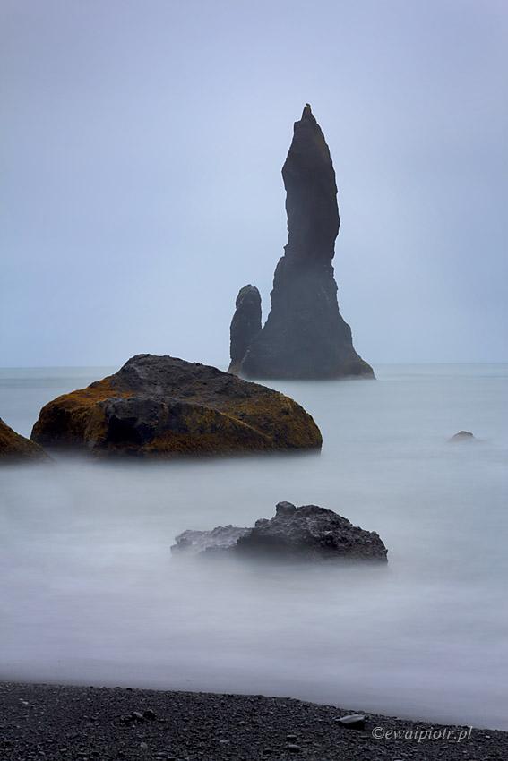 wybrzeże Reynisrangar, Islandia