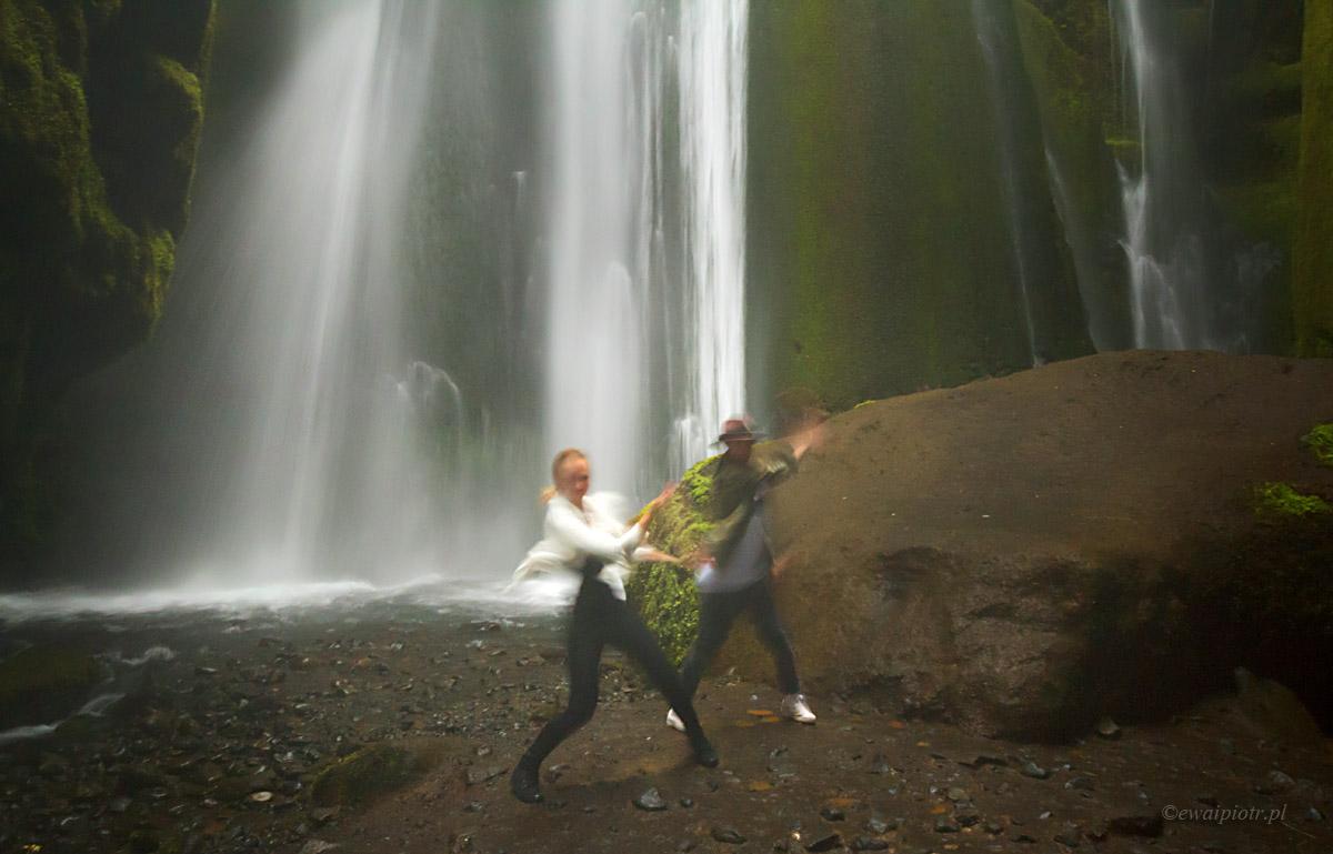 tańczące elfy, Islandia