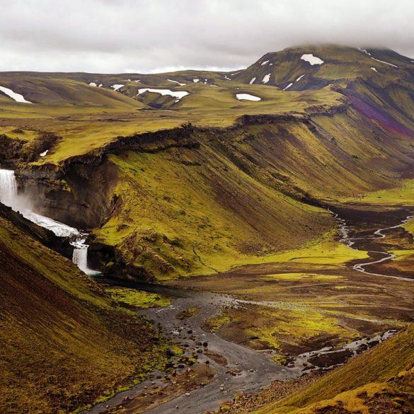 Eldgja, Islandia