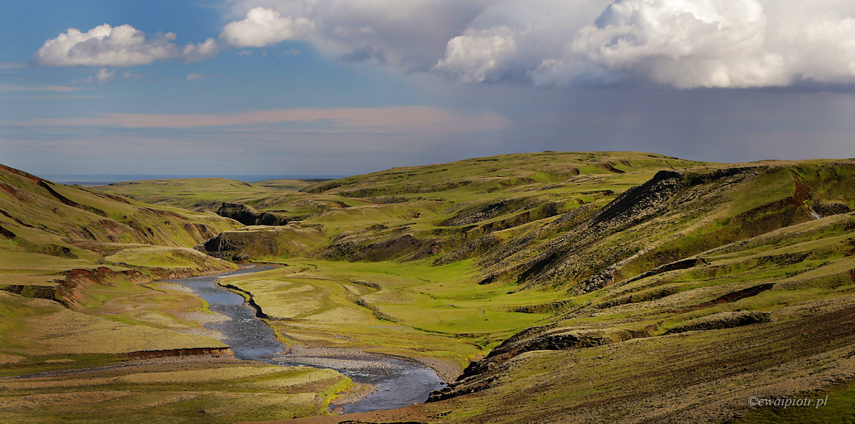 Islandzkie lato