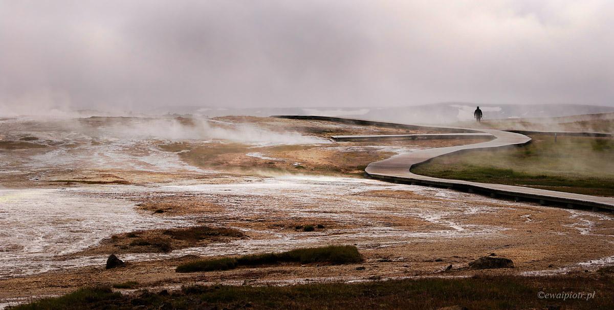 Hveravellir, Islandia