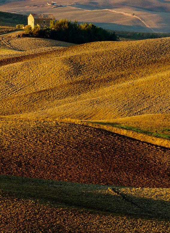 Jesień w Toskanii